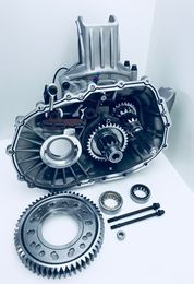 X-SHIFT  MITSUBISHI SEQUENTIAL GEARBOX EVO 4-9/X  6 SPEED