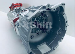 X SHIFT BMW  SEQUENTIAL GEARBOX  6 SPEED