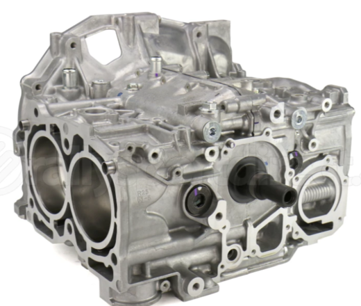 SUBARU  EJ25   SHORT BLOCK ASSEMBLY