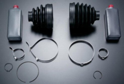 STI FRONT DRIVESHAFT BOOT  SET