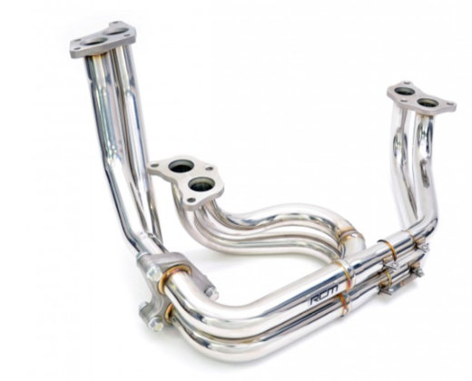RCM TWIN SCROLL STAINLESS STEEL EXHAUST MANIFOLD