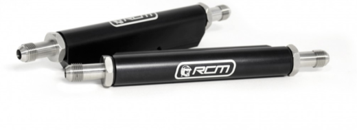 RCM PARALLEL BILLET FUEL RAIL PAIR (UK, USDM & EURO SPEC MODELS)