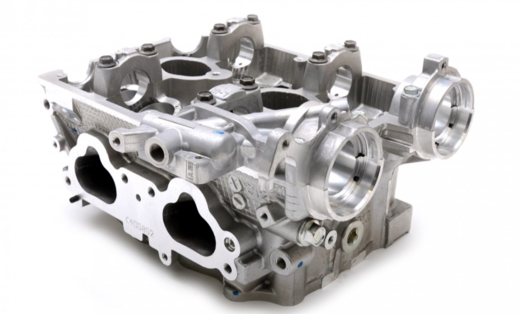SUBARU EJ207 02-07  SPEC C BIG PORT CYLINDER HEAD LEFT HAND