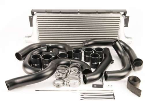 SUBARU STI FRONT MOUNT INTERCOOLER KIT 2001-2007