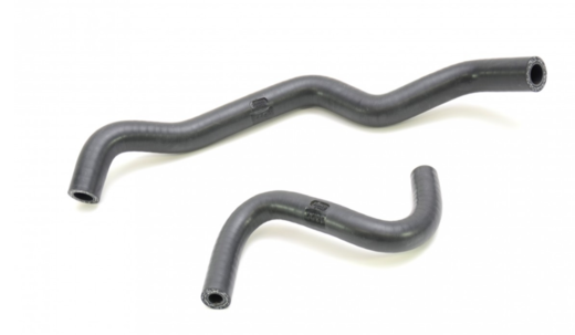 SAMCO POWER STEERING HOSE KIT WRX / STI 2008  BLACK