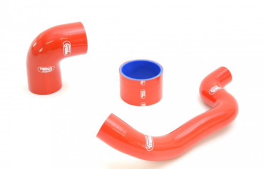 SAMCO INTERCOOLER HOSE KIT STI 2008 RED