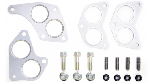 RCM TWIN SCROLL MANIFOLD FITTING KIT
