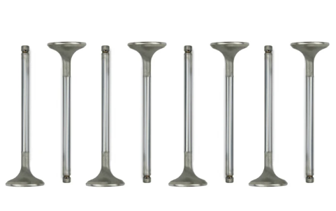RACE FLO STAINLESS STEEL INTAKE VALVES 36mm