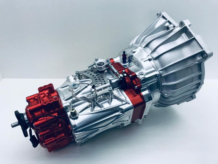 X SHIFT RWD SEQUENTIAL GEARBOX